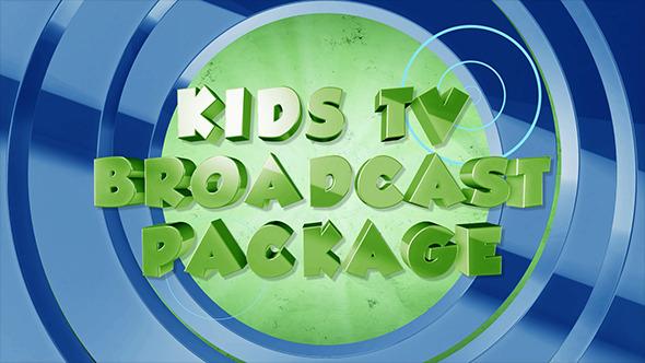 Kids TV Broadcast Package