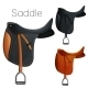 Set Of Equesrtian Equipment For Horse - GraphicRiver Item for Sale