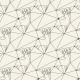Seamless Deer Line Pattern Tile Background - GraphicRiver Item for Sale