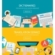 Concepts For Foreign Language Translation - GraphicRiver Item for Sale