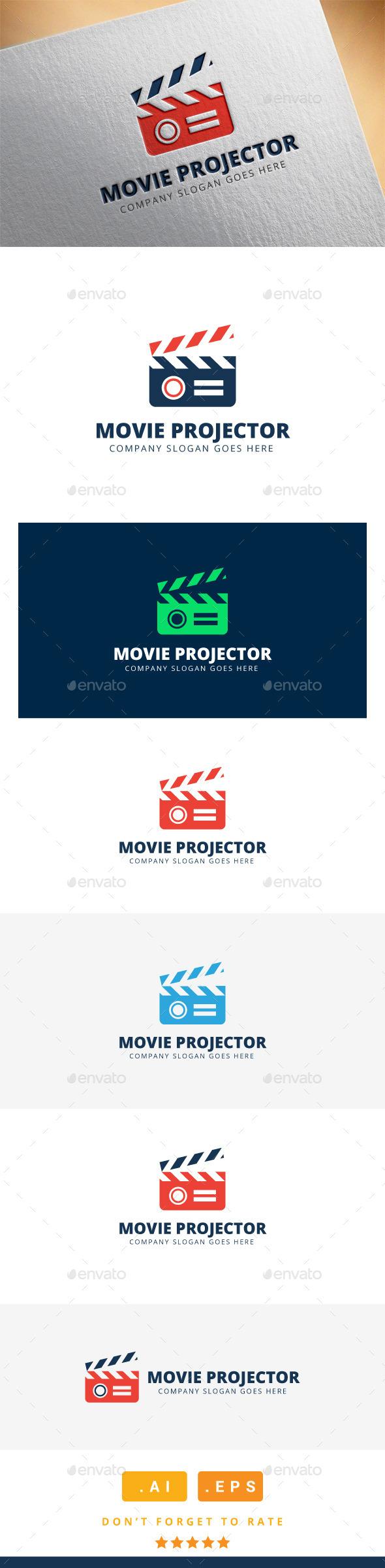 Movie Projector Logo