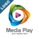Media Play Logo  - GraphicRiver Item for Sale