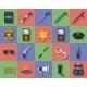 Icon Set of Police Regimentals - GraphicRiver Item for Sale