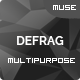Defrag - Personal & Portfolio Muse Template - ThemeForest Item for Sale