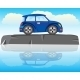 Car On Stone - GraphicRiver Item for Sale