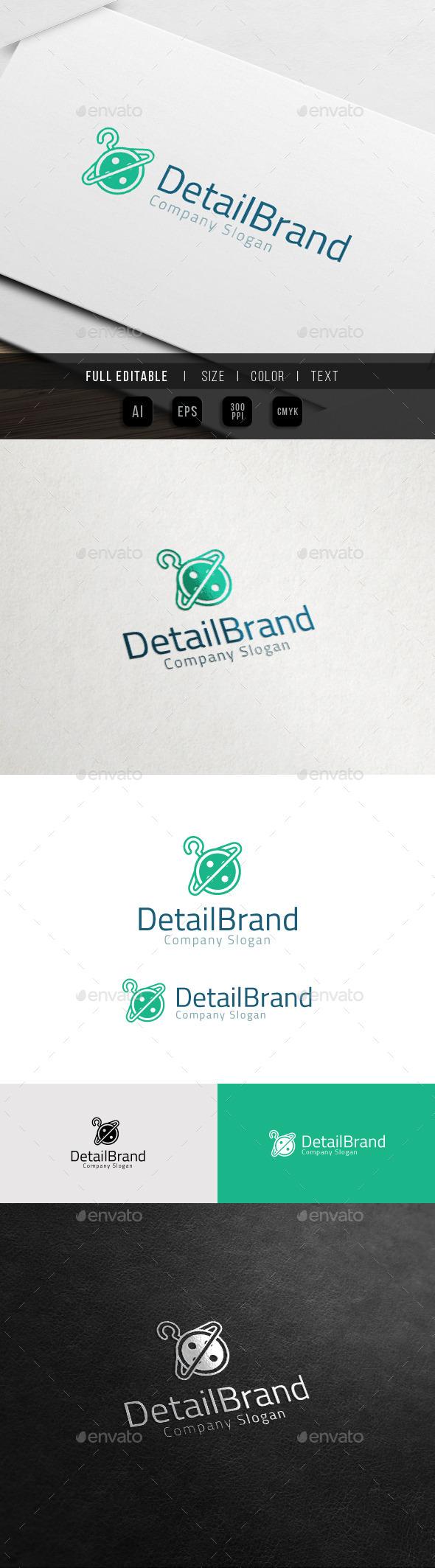 Fashion Designer- Dress Store Magazine Logo