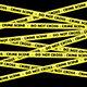 Crime Scene Tape Background - GraphicRiver Item for Sale