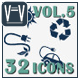 Info Icons - Hazard and Environmental - VideoHive Item for Sale