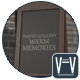Photo Gallery Warm Memories - VideoHive Item for Sale