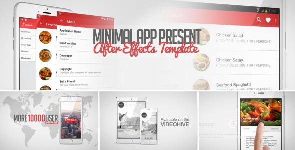 Minimal App Presentation