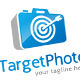 Target Photo Logo Template - GraphicRiver Item for Sale