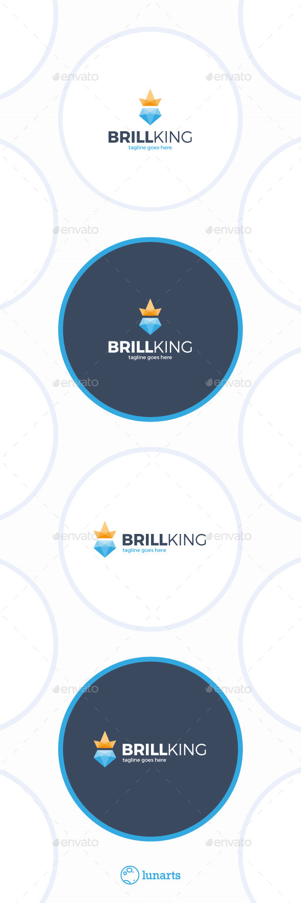 Brilliant King Logo