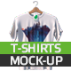 T-Shirt Mock-Up - VideoHive Item for Sale