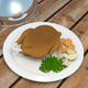 Chicken with meal - 3DOcean Item for Sale