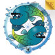 Astrology Sign Pisces - GraphicRiver Item for Sale