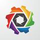 Photo Gear Logo - GraphicRiver Item for Sale