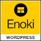 Enoki - Personal Blog For Foodies - ThemeForest Item for Sale