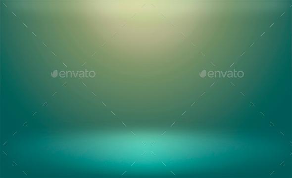 White Floor Spotlight Backgrounds