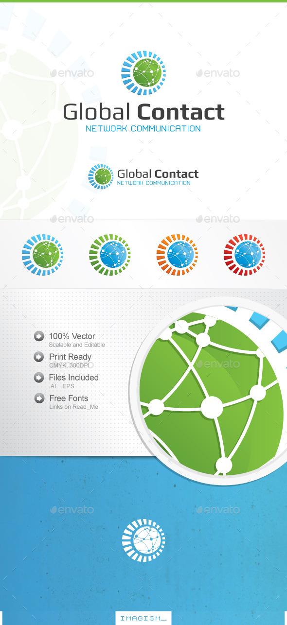 Global Contact Logo