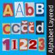 Alphabet Magazine Cutouts - GraphicRiver Item for Sale