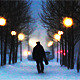 Snow Alley - VideoHive Item for Sale