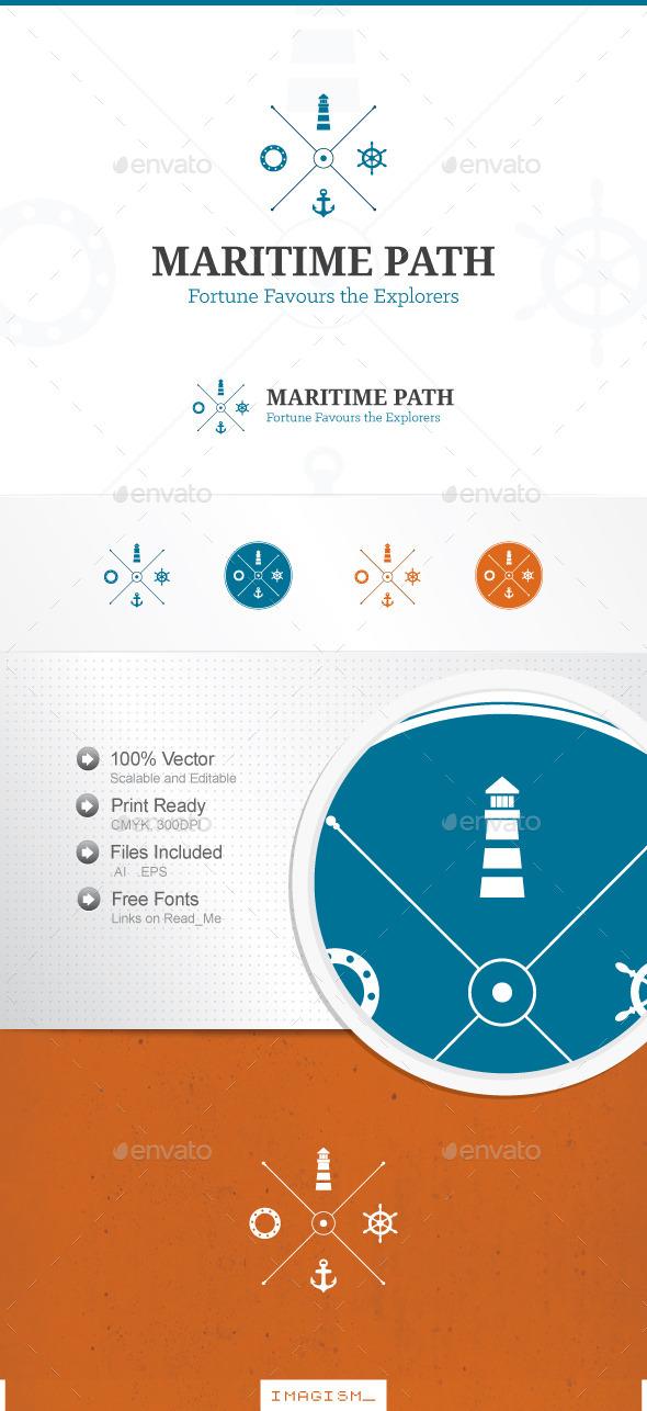Maritime Path Logo
