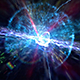 Cinematic Space Particles Explosion Logo Intro - VideoHive Item for Sale