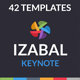 Izabal Multipurpose Keynote Template - GraphicRiver Item for Sale