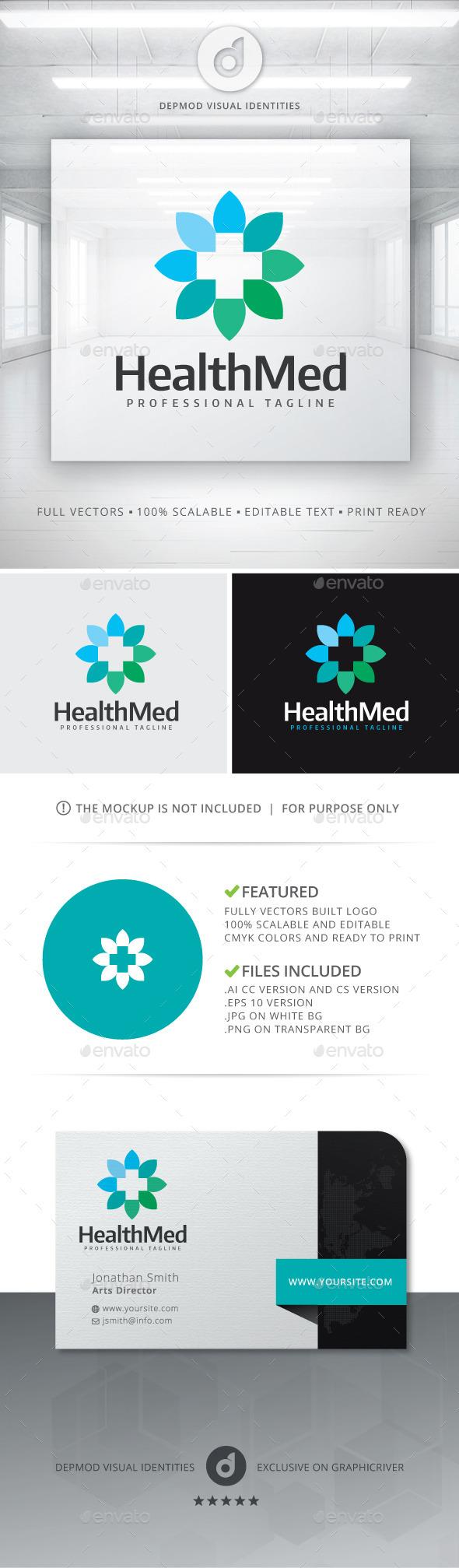 Health Med Logo