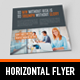 Business Horizontal Flyer - GraphicRiver Item for Sale