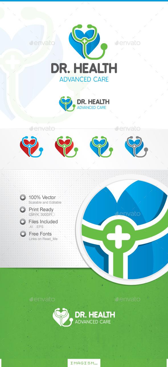Dr Health Logo