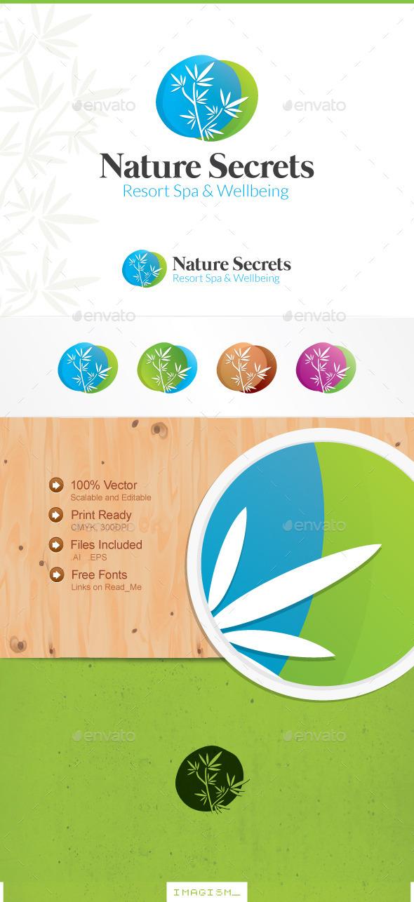 Nature Secrets Logo