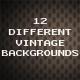 PREMIUM VINTAGE BACKGROUNDS v.2 - GraphicRiver Item for Sale