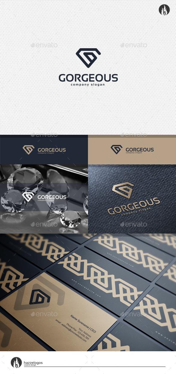 Gorgeous - Letter G Logo