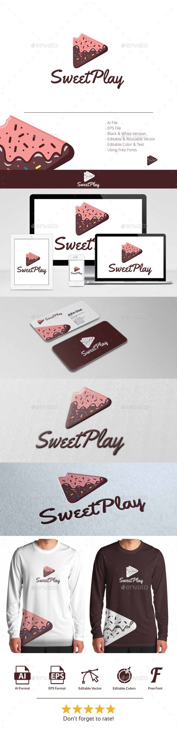 Sweet Play Logo