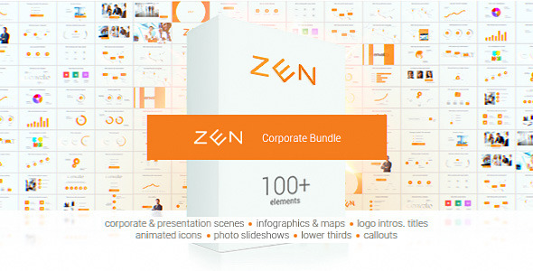 Zen Presentation Bundle