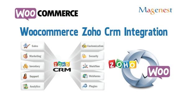 Woocommerce Zoho CRM Integration