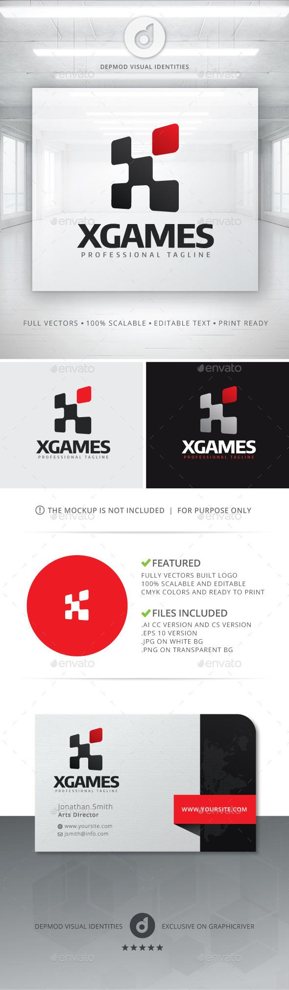XGames Logo