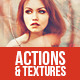 Oniric Actions and Textures Vol.1 - GraphicRiver Item for Sale