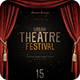 Theatre | Flyer - GraphicRiver Item for Sale