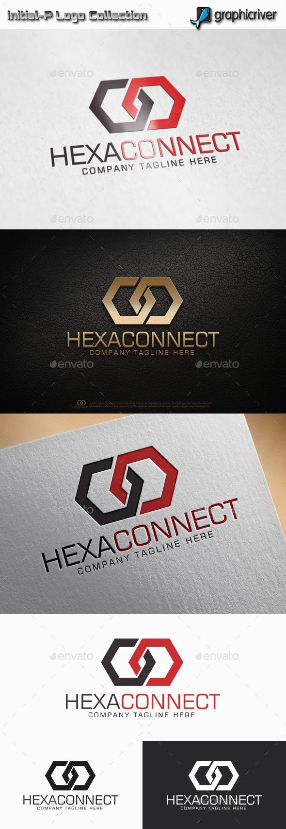 Hexa Connect - Hexagon Logo