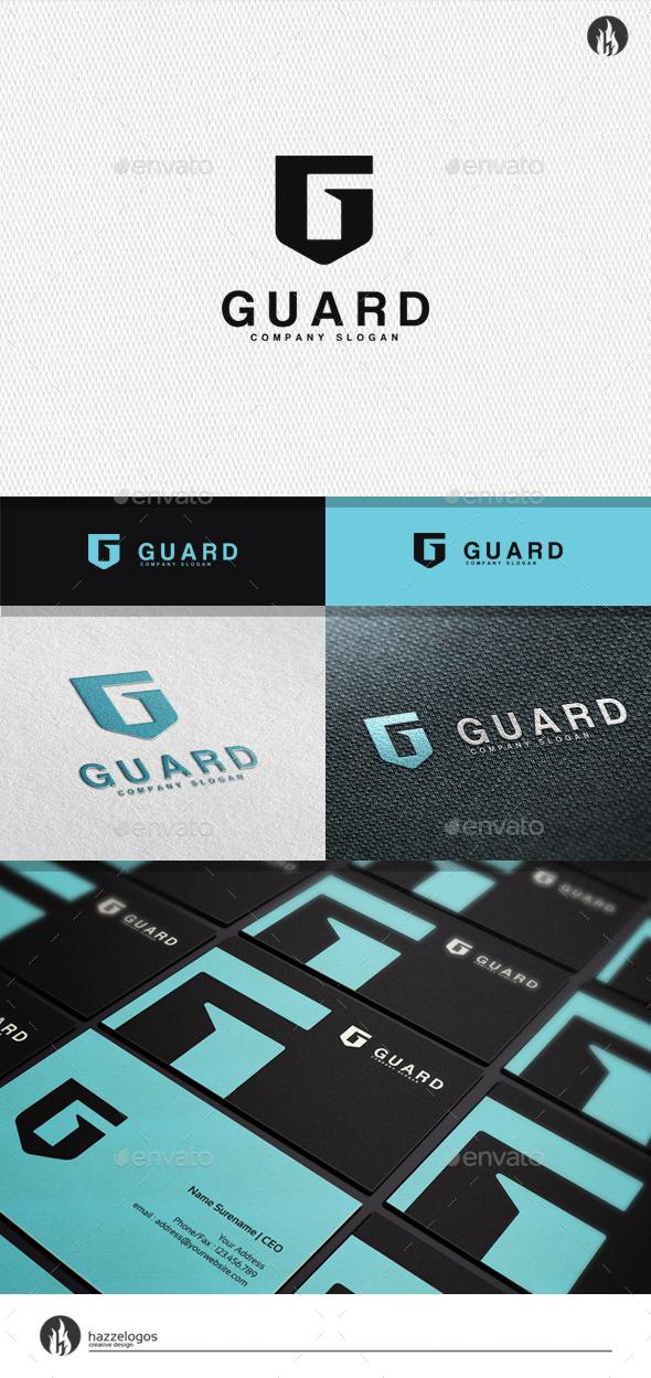 Guard - Letter G Logo