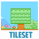 32x32 fantasy platformer tileset - GraphicRiver Item for Sale
