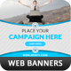 Corporate Web Banner Vol 6 - GraphicRiver Item for Sale