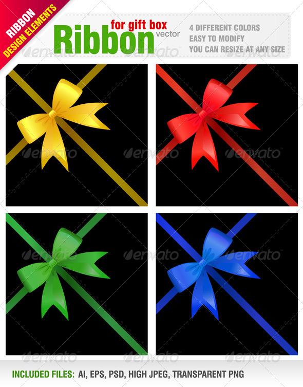 Ribbon for Gift Box