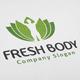 Fresh Body Logo - GraphicRiver Item for Sale