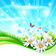 Flower and Leaf Banners - GraphicRiver Item for Sale