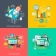 SEO Optimization Icons - GraphicRiver Item for Sale