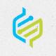 Genomic Logo Template - GraphicRiver Item for Sale