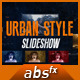Urban Style Slideshow - VideoHive Item for Sale